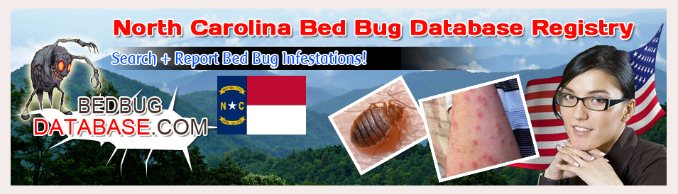 Bed-bug-database-registry-for-North-Carolina