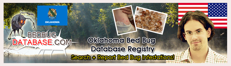 Bed-bug-database-registry-for-Oklahoma
