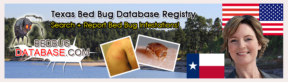 Bed-bug-database-registry-for-Texas