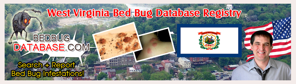 Bed-bug-database-registry-for-West-Virginia