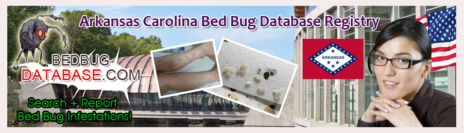 Arkansas-bed-bug-database-registry