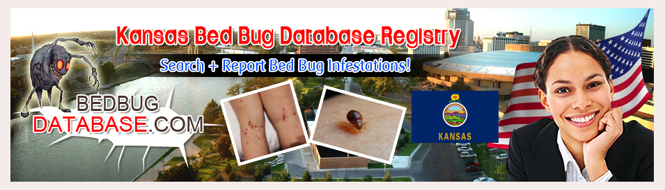 Kansas-bed-bug-database-registry