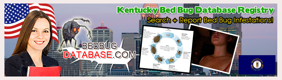 Kentucky-bed-bug-database-registry