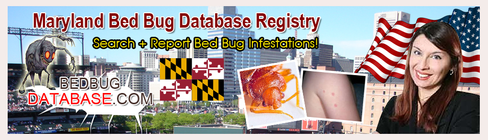 Maryland-bed-bug-database-registry