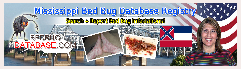 Mississippi-bed-bug-database-registry