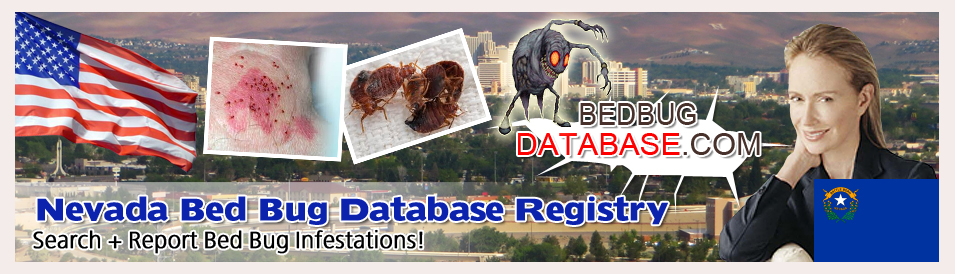 Nevada-bed-bug-database-registry