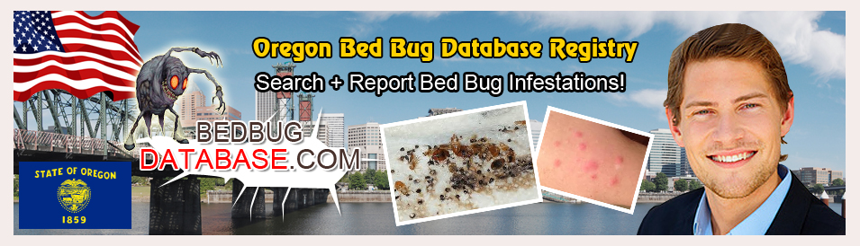 Oregon-bed-bug-database-registry