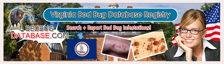 Virginia-bed-bug-database-registry