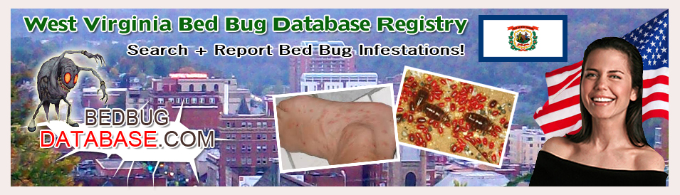 West-Virginia-bed-bug-database-registry
