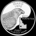 Quarter of Idaho