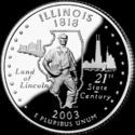 Quarter of Illinois